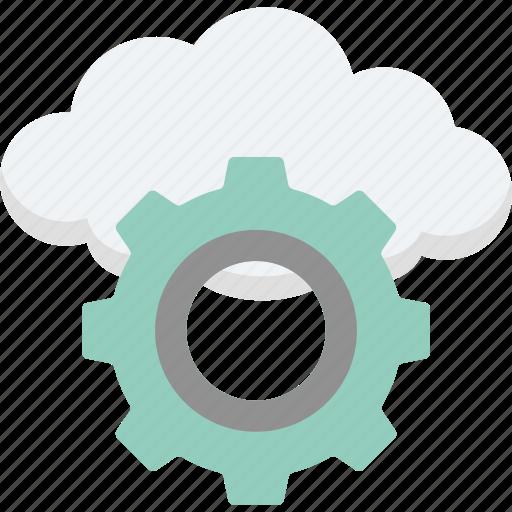 cloud network, network setting, server preferences, server setting, server tools icon
