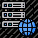 cloud, computing, network, storage, wide, world