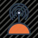 antenna, broadcast, signal, tower, wireless