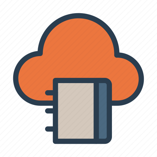 cloud, database, datacenter, server, storage icon