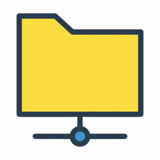 archive, document, files, filesharing, folder icon