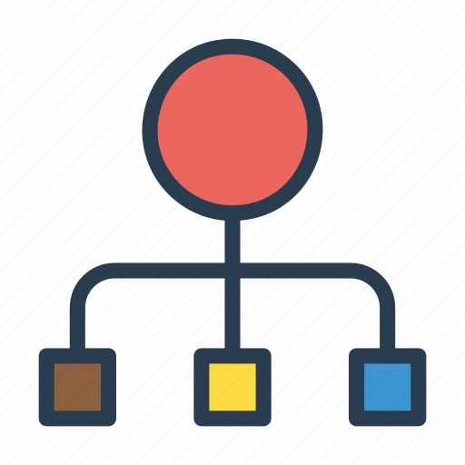 Outstanding Connection Diagram Hierarchy Link Network Icon Wiring 101 Capemaxxcnl