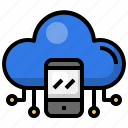 smartphone, cloud, computing, electronics, mobile, phone, communications