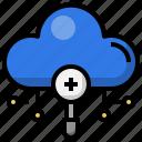 zoom, in, cloud, computing, option