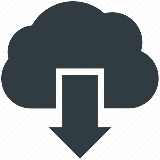 Cloud download, cloud network, cloud sharing, computing, download icon - Download on Iconfinder