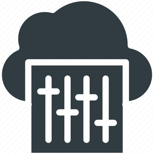 Cloud maintenance, cloud repair service, cloud setting, network settings, settings icon - Download on Iconfinder
