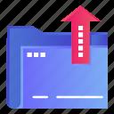dacoment, file, folder, storage icon