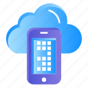 cell, cloud, computing, mobile