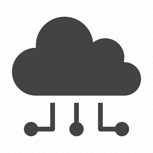 Cloud, computing, data, internet, server, technology icon - Download on Iconfinder