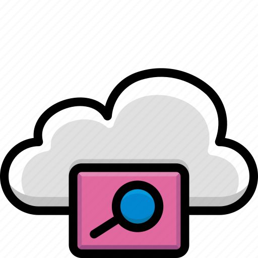 Cloud, colour, functions, view icon - Download on Iconfinder