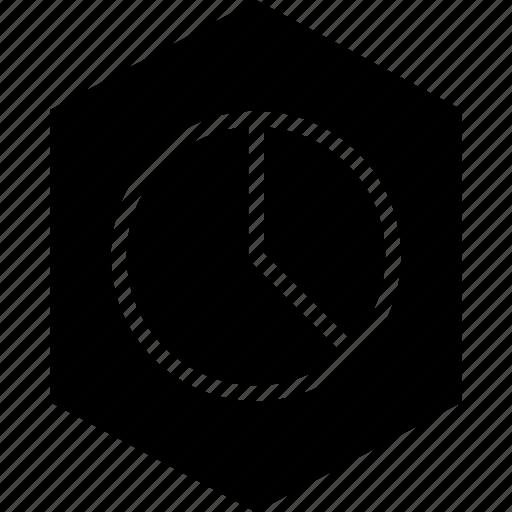bars, data, information icon