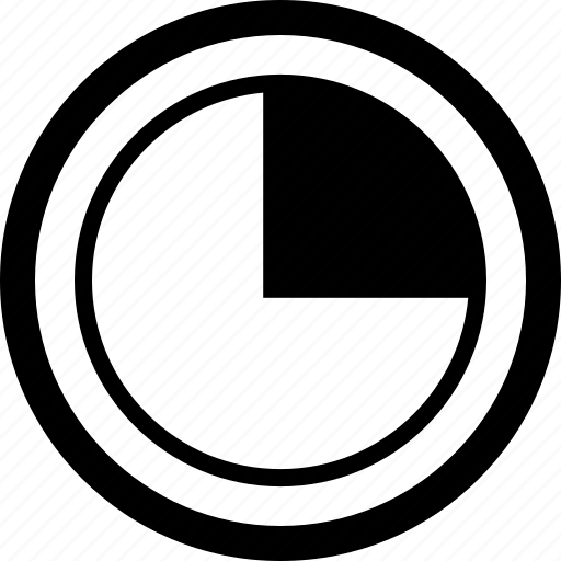data, graph, information icon