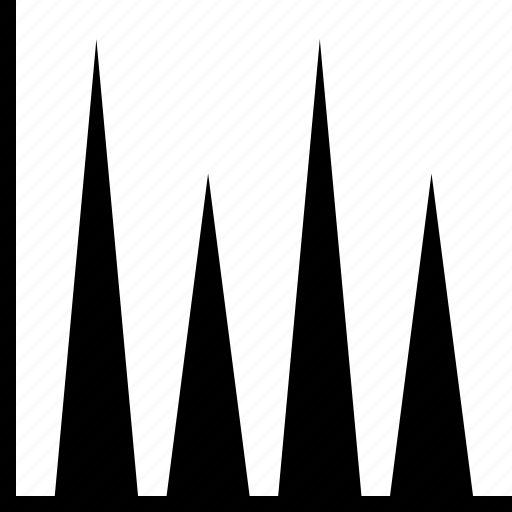 data, graph, report icon