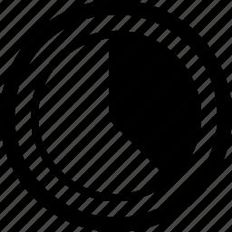 data, graphic, information icon