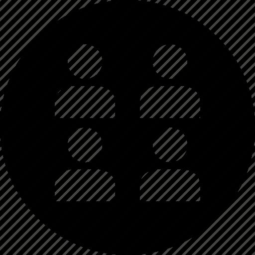 graphic, information, persona icon