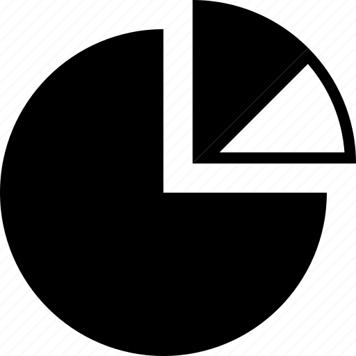 divide, information, pie icon