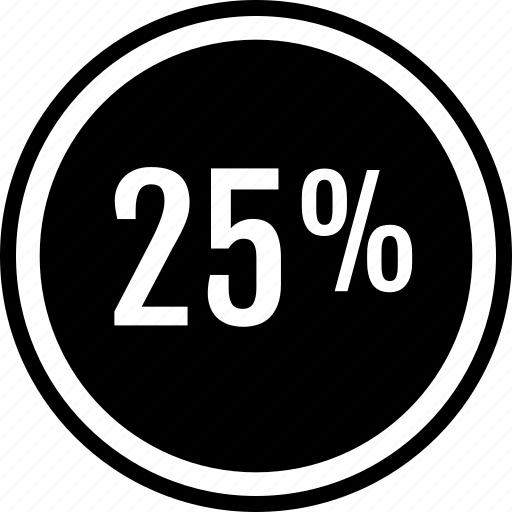 Twenty, percent, percentage icon - Download on Iconfinder