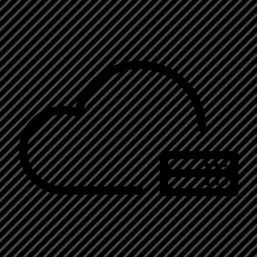 Backup, computing, drive, ftp, icloud, server, storage icon - Download on Iconfinder