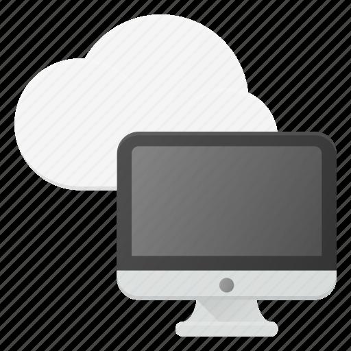 cloud, computer, computing, syncronize icon