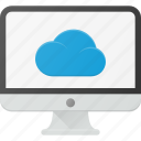 cloud, computer, computing, syncronize icon