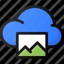 cloud, image, network, storage, data