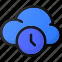 cloud, timeout, network, storage, data