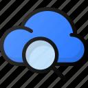search, cloud, network, storage, data
