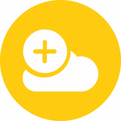 add1, big, cloud, data, database, online, storage icon