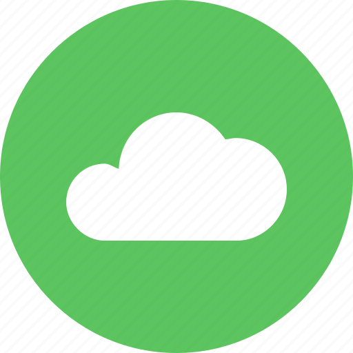 big, cloud, data, database, files, online, storage icon