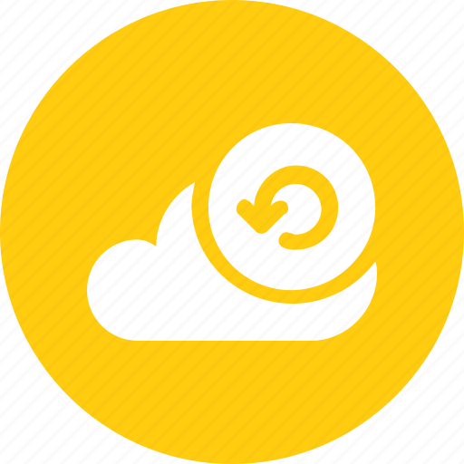big, cloud, data, database, online, reload1, storage icon