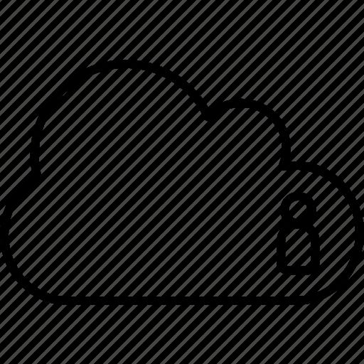 application, cloud, human, person, profile icon