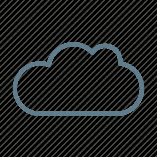 cloud, cloud service, cloud storage, ui cloud, web cloud icon