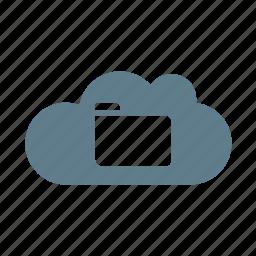 cloud, cloud save, cloud service, cloud storage, docs, documents, folder icon