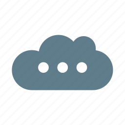 cloud, cloud computing, cloud service, cloud storage, load, loading, update icon
