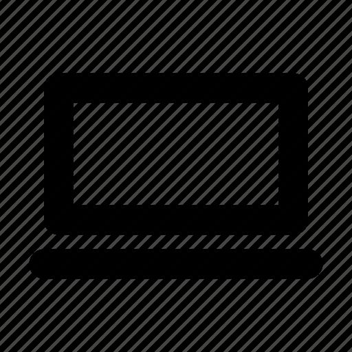 Computer, laptop icon - Download on Iconfinder on Iconfinder
