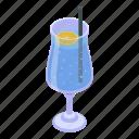 beach, business, cartoon, cocktail, isometric, logo, party