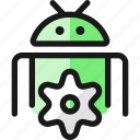 android, settings