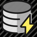 database, flash
