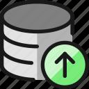 database, upload