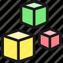 three, module