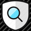 shield, search