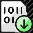 file, code, download