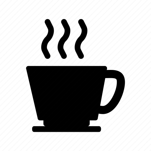 coffee, cup, drink, restaurant, tea time icon