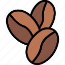 black coffee, coffee, coffee beans, coffee grounds, espresso, raw coffee