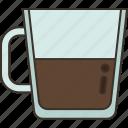 coffee, cup, espresso, drink, caffeine