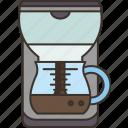coffee, maker, pot, caffeine, drink