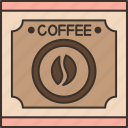 coffee, sachet, pack, drink, espresso