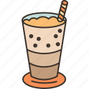 coffee, shake, drink, beverage, refreshment
