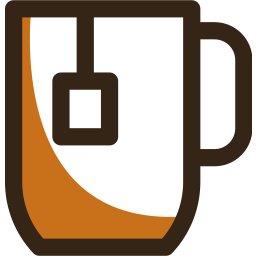 bag, cup, drink, hot, kitchen, mug, tea icon
