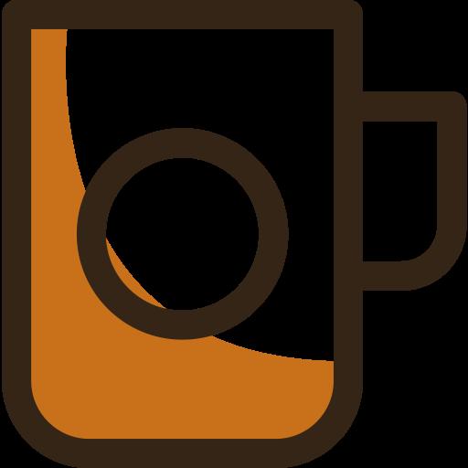 beverage, cafe, coffee, drink, kitchen, mug, tea icon